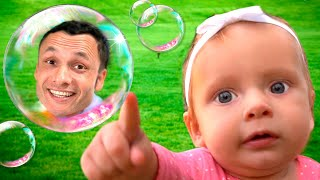 Bubbles Song by Maya and Mary