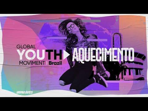 Global Youth Movement - Aquecimento   Confrajovem 2018   Pr. Lucinho (01/05/2018)
