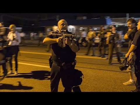"Violent Cop Says Ferguson Protesters ""Ruined His Life"""