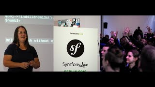 SymfonyLive Berlin 2018 - Anne Julia Seitz - Nomen est Omen: Naming things considered hard