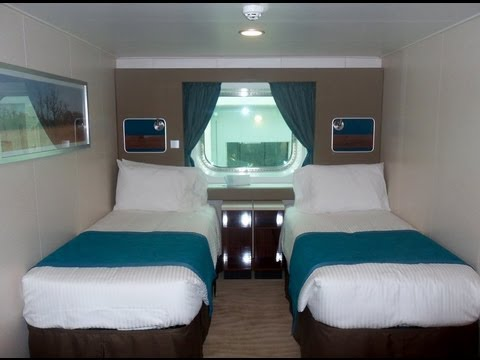 Ocean View Staterooms  Norwegian Breakaway  YouTube