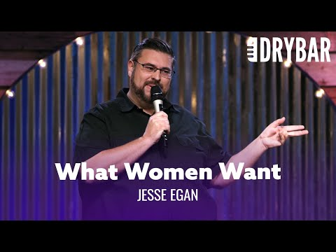Finding Out What Women Want. Jesse Egan