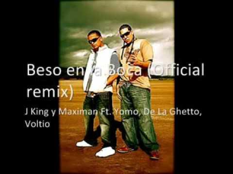 J King y Maximan Ft De La Ghetto, Yomo y Voltio Beso en La Boca Official remix OrIGinal
