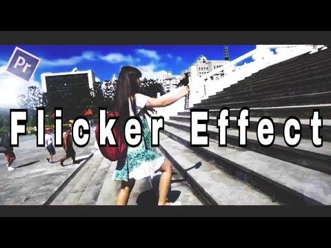 Tutorial STROBE/ FLICKER EFFECT - Adobe Premiere Pro