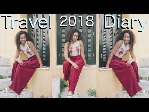 Greece Travel Diary 2018