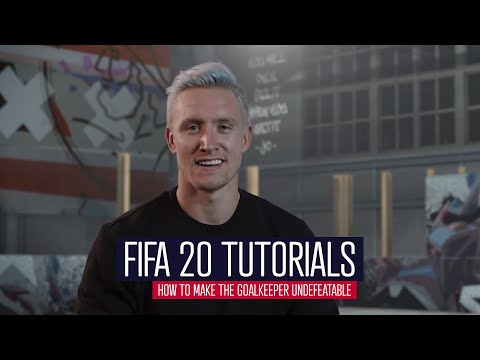 FIFA20 Tutorials | How to make the goalkeeper undefeatable