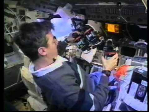 Space Shuttle Flight 61 (STS-62) Post Flight Presentation