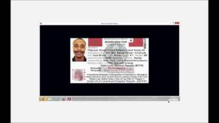 moorish national identification card video, moorish national