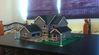 Moc - Lego Mansion 2