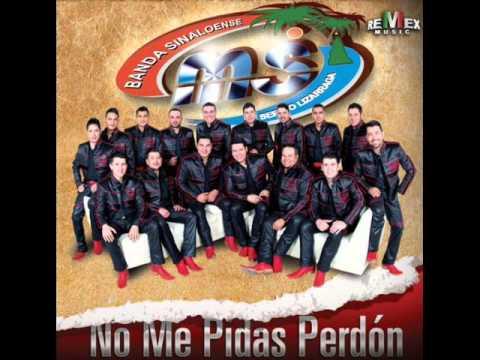 Banda ms 2014 No mepidas perdon disco completo