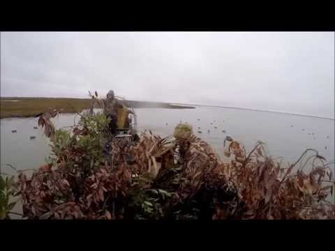 DUCK HUNTING ST. CHARLES BAY,ROCKPORT TEXAS