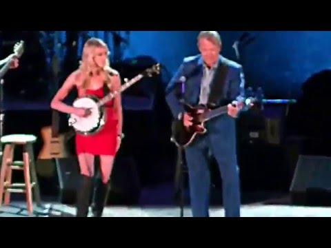 Dueling BanjosGlen Campbell and Ashley Campbell HQ