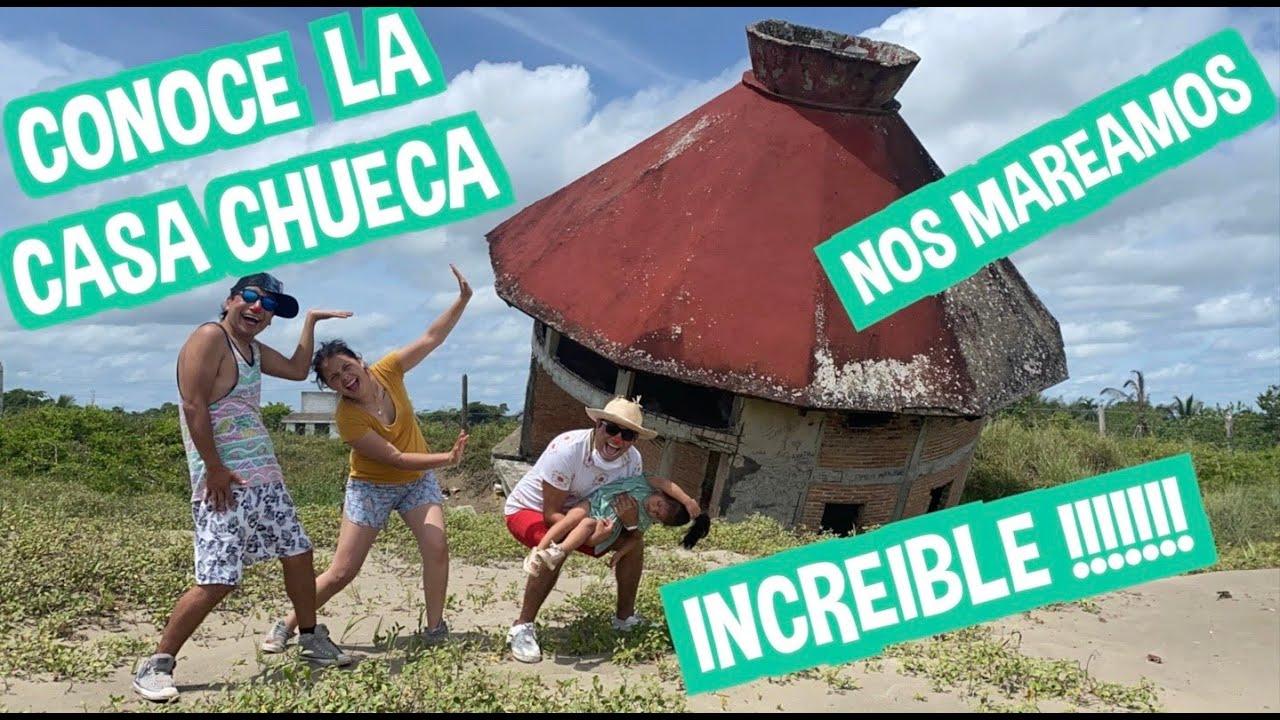 CONOCIMOS LA CASA CHUECA / NOS MAREAMOS / INCREIBLE EXPERIENCIA  / LOS DESTRAMPADOS