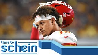 Patrick Mahomes and Lamar Jackson set to face off in Week 3   Time to Schein