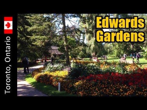 Edwards Gardens Tour: Toronto Botanical Garden (Edward Garden)