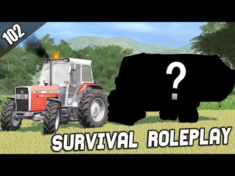 BUSY FARM DAY -  Survival Roleplay | Episode 102