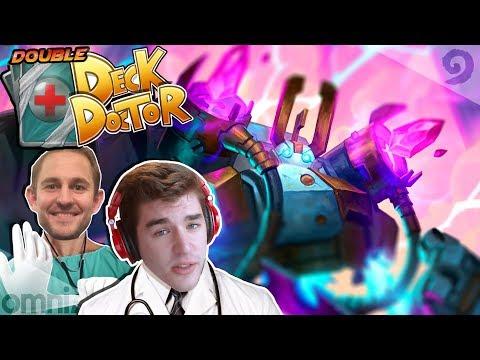 Double Deck Doctor w Firebat & Zalae! Mechrattle Hunter