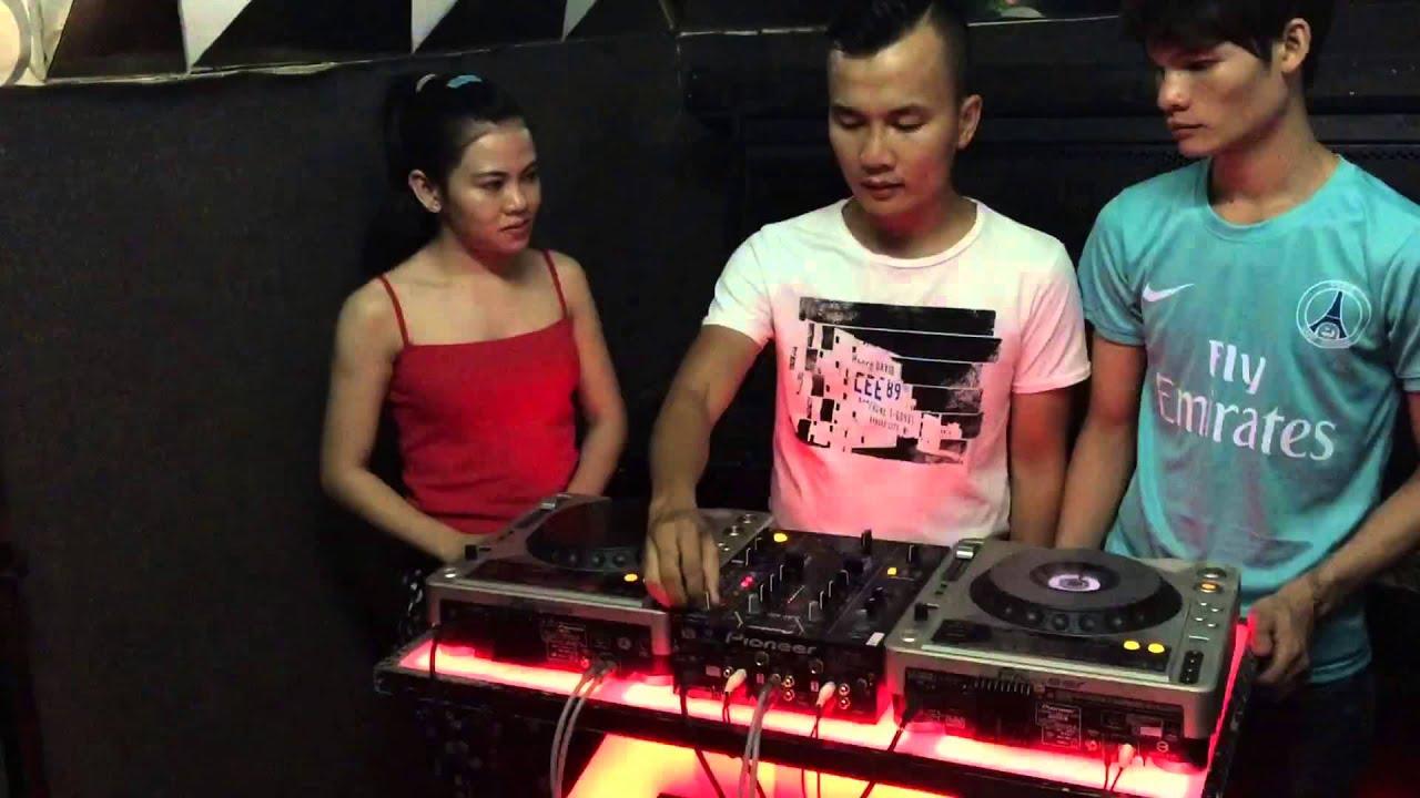 Học Dj rất khó- DJ trang moon  2015- tit 2015,DJ myno.