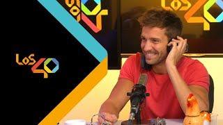 Pablo Alboran primer confirmado para Los 40 Music Awards