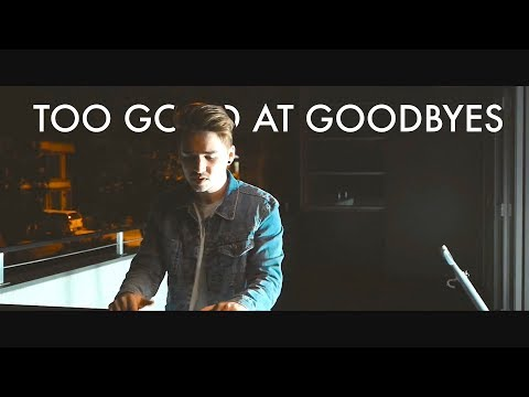 Sam Smith - Too Good At Goodbyes | Rock Cover by Btwn Us