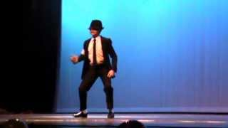 Caleb Schultz Dances DANGEROUS (MHS Talent Show 1st Place 2013)