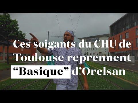 """Ces Soignants De Toulouse Reprennent """"Basique"""" D'Orelsan Pour Se Faire Entendre"""