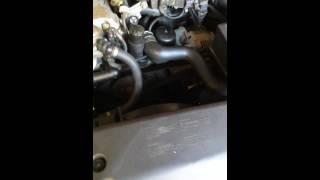 BMW e46 318i problème démarrage