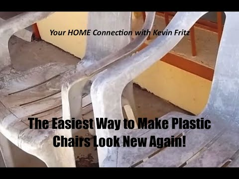 The Best Way To Make Plastic Chairs