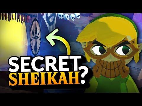 Wind Waker's Sheikah Secret? (Zelda Theory)