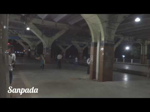 Serene night departures from Koparkhairane, Turbhe and Sanpada stations of Navi Mumbai