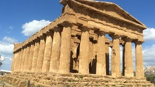 Valley of the Temples, Agrigento, Sicily, Italia(Valle Dei Templi - Agrigento, Sicily, Italy Please Subscribe: https://www.youtube.com/c/RossKelker Background music: