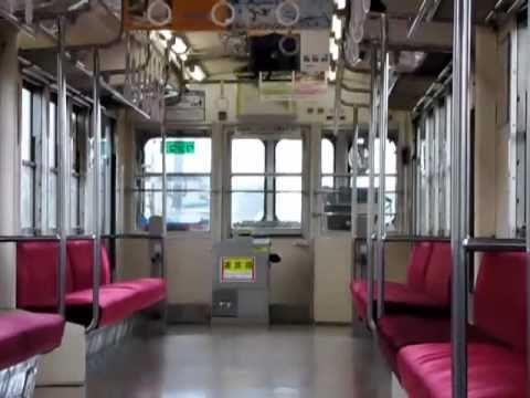 北陸鉄道石川線7000系 新西金沢駅発車 Hokuriku Ishikawa Line 7000 series EMU   by nek0mask55