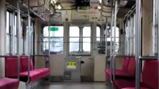 北陸鉄道石川線7000系(7200形)に乗る