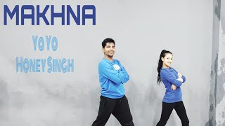MAKHNA: Yo Yo Honey Singh | Dance cover | Nasir Hussain Choreographer