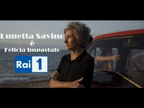 Felicia Impastato Su Rai Uno Con Lunetta Savino Youtube