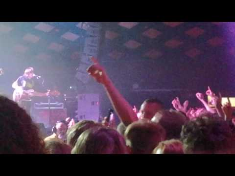 The view - superstar tradesman at the barrowlands 19/5/17