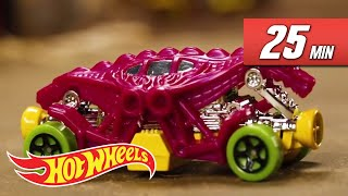 BEST OF 2018 STOP MOTION | Hot Wheels