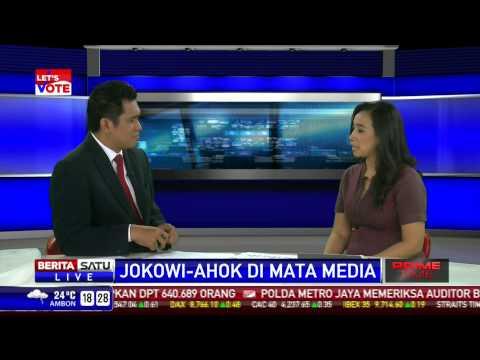 DIALOG: Jokowi-Ahok dalam Sorotan Media
