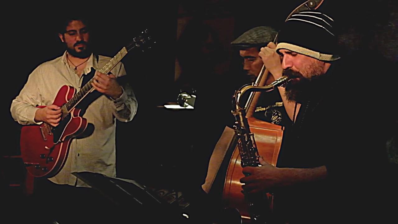 VICENTE ESPI QUARTET plays 'Espiral' live at Jimmy Glass Jazz Bar 2018