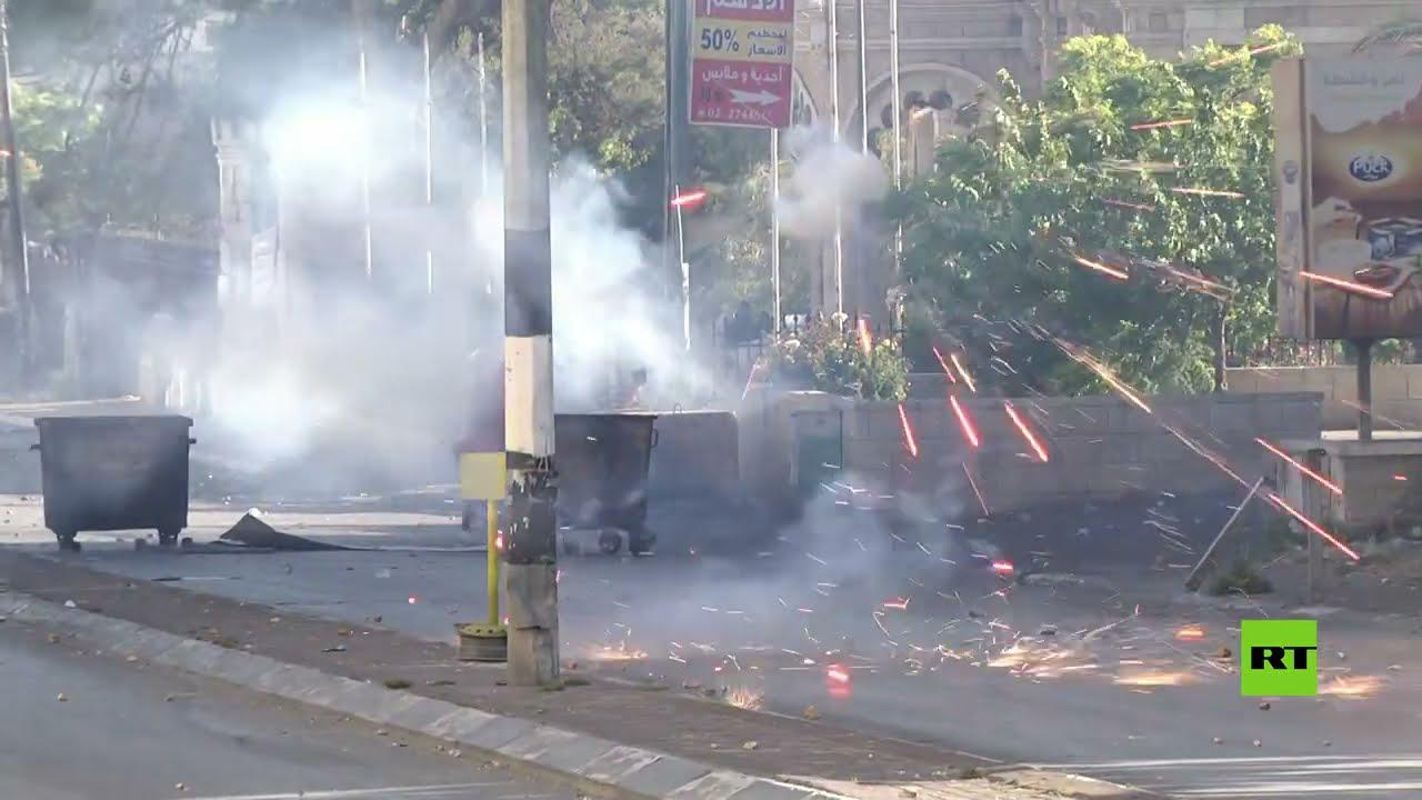مواجهات في شوارع بيت لحم  - نشر قبل 10 ساعة