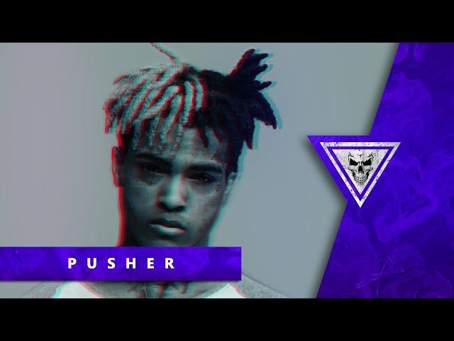"""FREE XXXTENTACION TYPE BEAT 2017 - """"PUSHER"""" INSTRUMENTAL [prod. by SLYRAX]"""