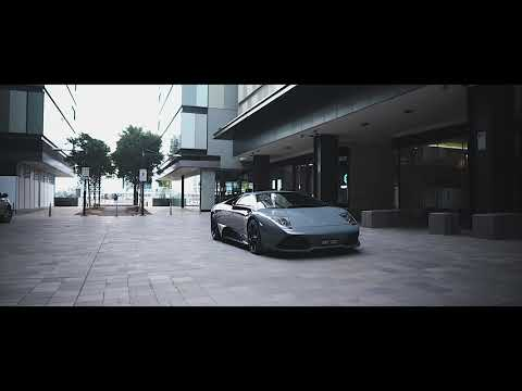 The Batmobile - Lamborghini Murcielago LP 640-4 | PH Media | 4K