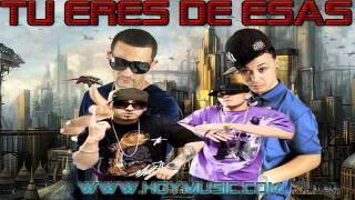 Tu Eres De Esas - Nova y Jory Ft Alexis y Fido (Original) ★Mucha Calidad★ HoyMusic.Com