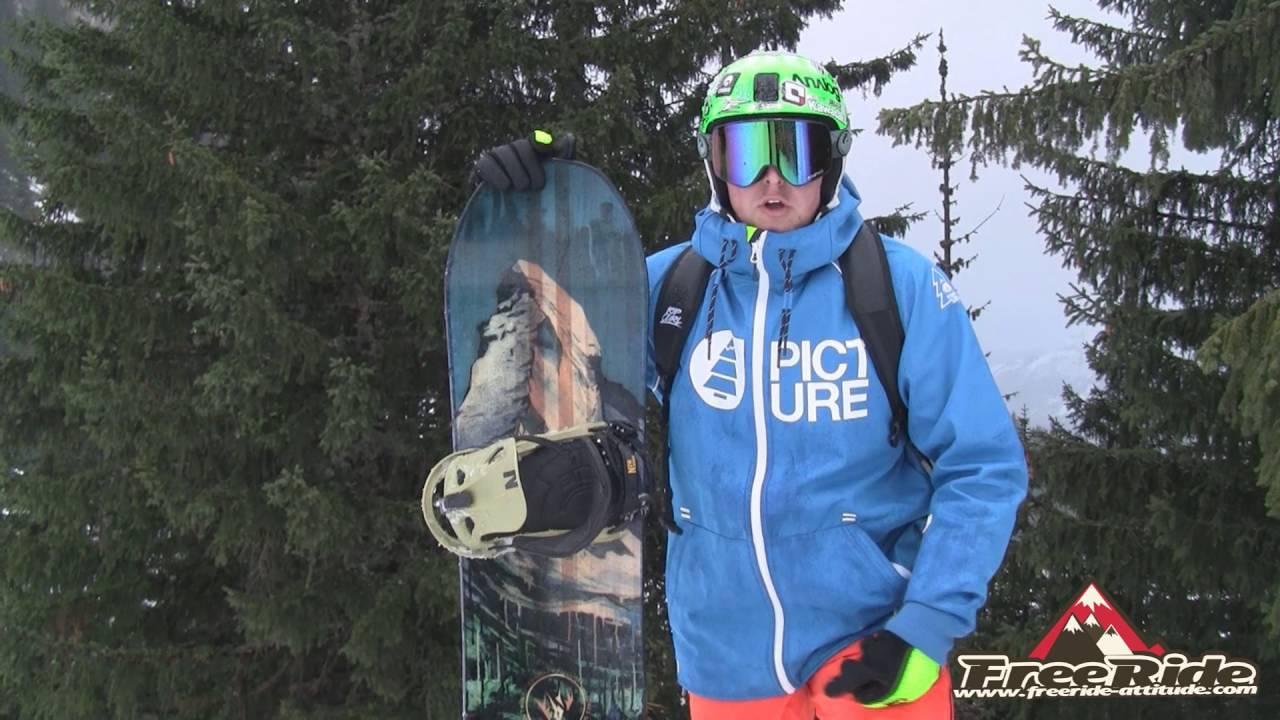 Сноуборды jeremy jones уже давно стали лидером в производстве фрирайд досок. Практически половина всех соревнований в мире за 2009-2013.