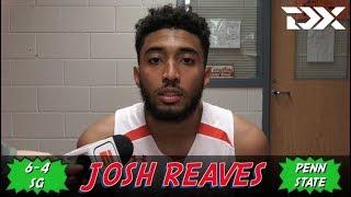 Josh Reaves: 2019 Portsmouth Invitational Interview