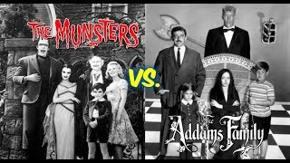The Munsters Vs The Addams Family Which Family Is The Best And Why Youtube