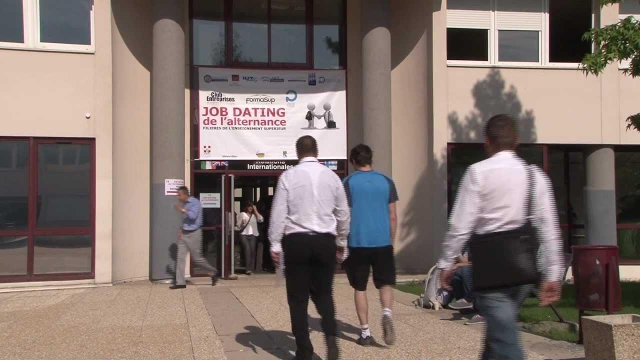Job dating de lalternance iut annecy