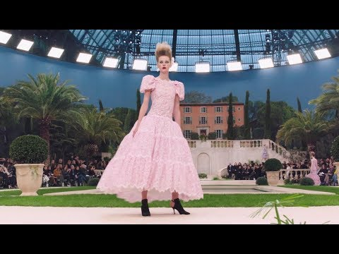 Chanel SpringSummer 2019 Haute Couture Show