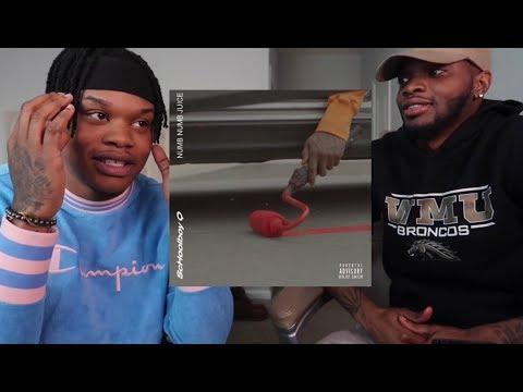ScHoolboy Q - Numb Numb Juice [Official Music Video] - REACTION Mp3