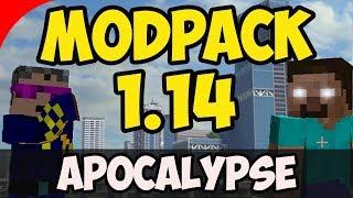 Minecraft ModPack 1.14 [100+ MODS] Download